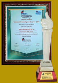 11 PRCI - CORPORATE LEADERSHIP AWARD-2010