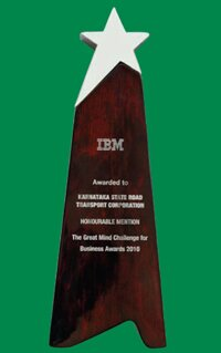 19 IBM MIND CHALLENGE AWARD-2010
