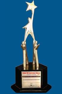 21 GLOBAL HR EXCELLENCE AWARD-2010