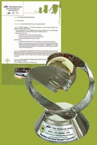 23 EARTH CARE AWARD FOR EXCELLENCE-2010