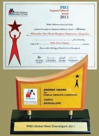 24 PRCI - CORPORATE COLLATERAL AWARD-2011